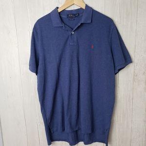 Polo Ralph Lauren | Mens XL Blue Polo Shirt